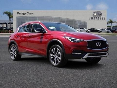 2017 Infiniti QX30 for sale in Westminster, CA