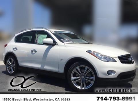 2014 Infiniti QX50 for sale in Westminster, CA