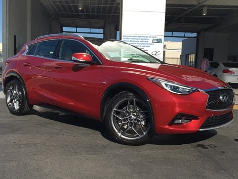 2018 Infiniti QX30 for sale in Westminster, CA