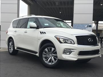 2017 Infiniti QX80 for sale in Westminster, CA