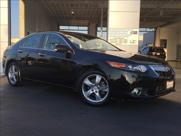 2011 Acura TSX for sale in Westminster, CA