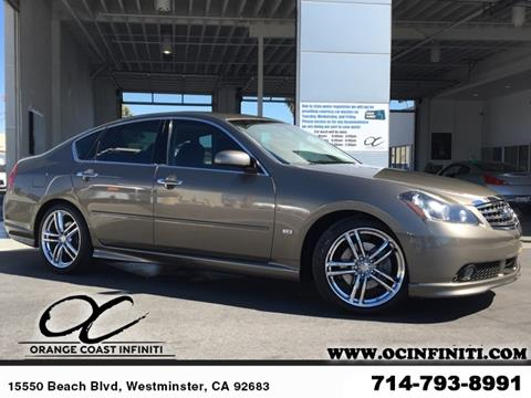 2006 Infiniti M45 for sale in Westminster, CA