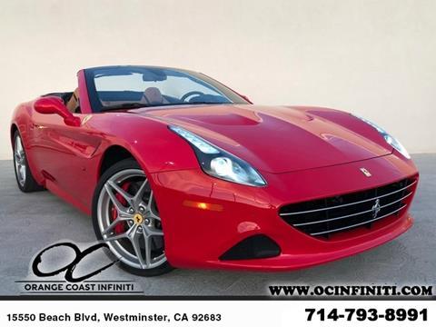Ferrari California For Sale Carsforsale