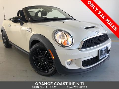 2014 MINI Roadster for sale in Westminster, CA