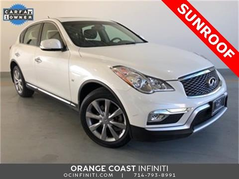 2016 Infiniti QX50 for sale in Westminster, CA