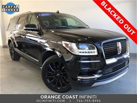 2019 Lincoln Navigator for sale in Westminster, CA