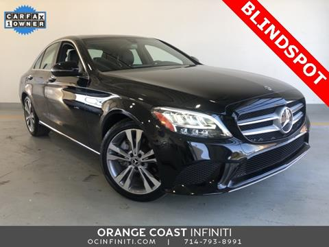 2019 Mercedes-Benz C-Class for sale in Westminster, CA