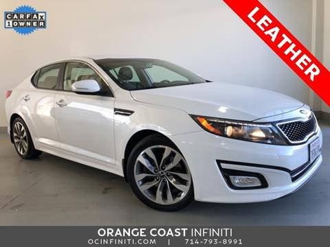2015 Kia Optima for sale in Westminster, CA