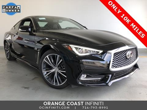 2019 Infiniti Q60 for sale in Westminster, CA