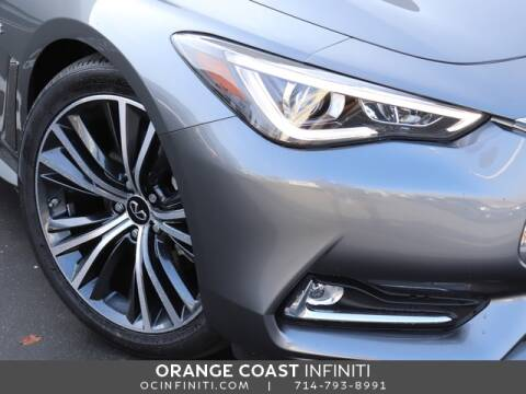 2020 Infiniti Q60