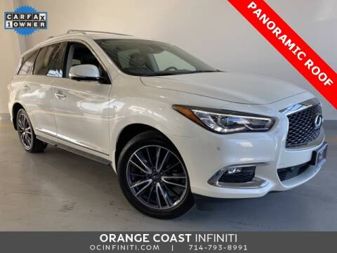 2017 Infiniti QX60 for sale at ORANGE COAST CARS in Westminster CA