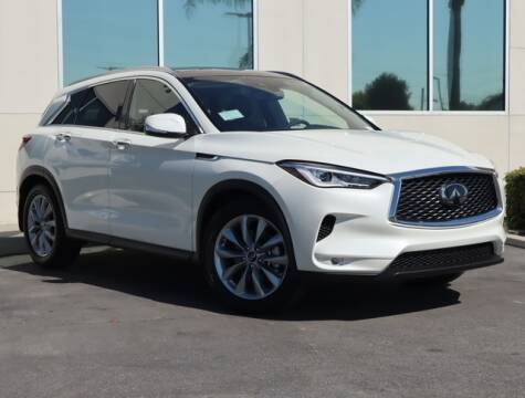 2021 Infiniti QX50 for sale at ORANGE COAST CARS in Westminster CA