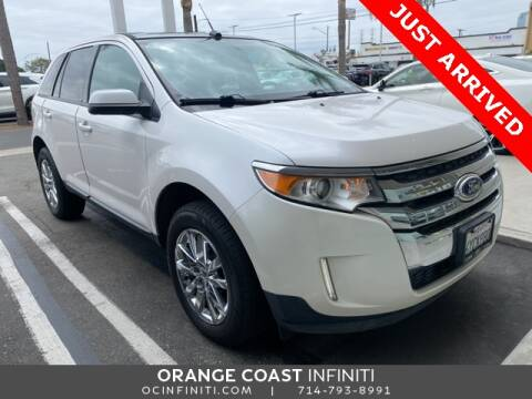2013 Ford Edge for sale at ORANGE COAST CARS in Westminster CA