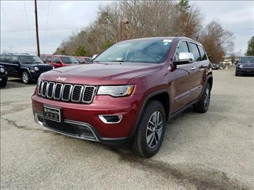 2017 Jeep Grand Cherokee for sale in Williamsburg, VA