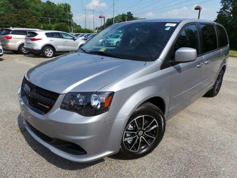 2017 Dodge Grand Caravan for sale in Williamsburg, VA