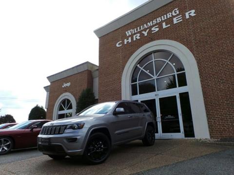 2018 Jeep Grand Cherokee for sale in Williamsburg, VA