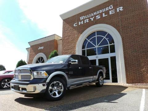 2018 RAM Ram Pickup 1500 for sale in Williamsburg, VA