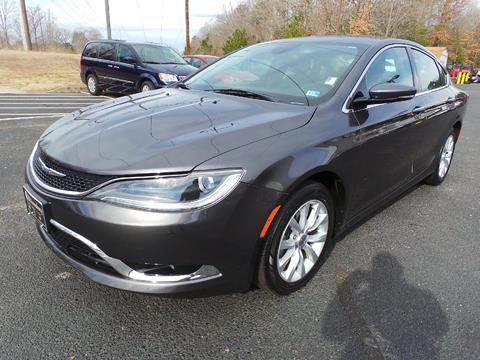 2015 Chrysler 200 for sale in Williamsburg, VA