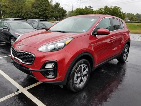 2020 Kia Sportage for sale in Williamsburg, VA