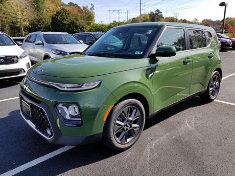 2020 Kia Soul for sale in Williamsburg, VA