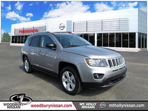 2016 Jeep Compass for sale in Hainesport, NJ