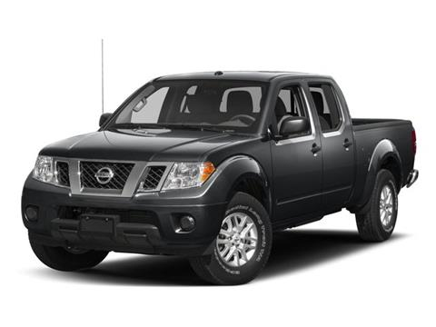 2017 Nissan Frontier for sale in Hainesport, NJ