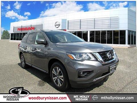 2017 Nissan Pathfinder for sale in Hainesport, NJ