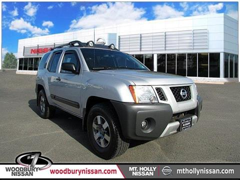 2012 Nissan Xterra for sale in Hainesport, NJ