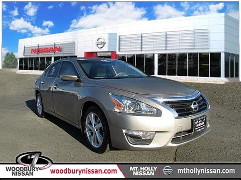 2013 Nissan Altima for sale in Hainesport, NJ