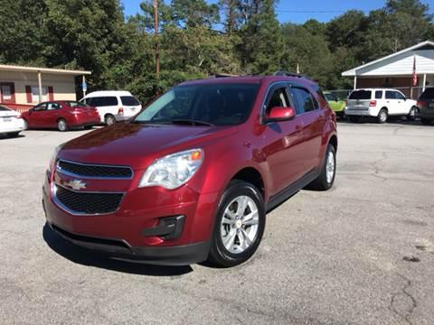 2011 Chevrolet Equinox for sale in Stockbridge, GA