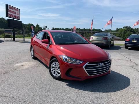 2017 Hyundai Elantra for sale in Stockbridge, GA