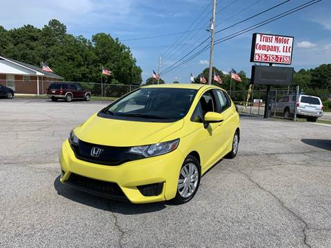 2016 Honda Fit for sale in Stockbridge, GA