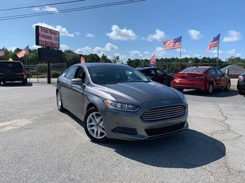 2013 Ford Fusion for sale in Stockbridge, GA