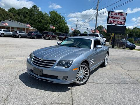 2005 Chrysler Crossfire SRT-6 for sale in Stockbridge, GA