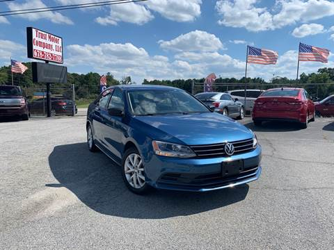 2015 Volkswagen Jetta for sale in Stockbridge, GA