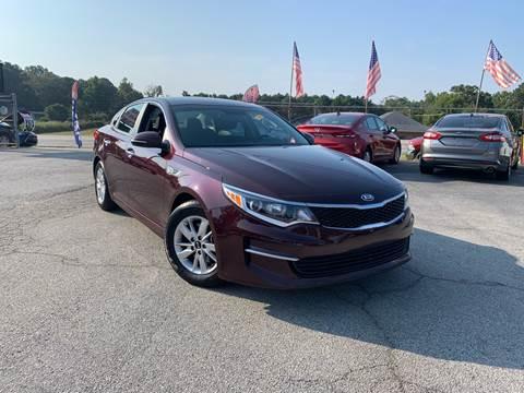 2018 Kia Optima for sale in Stockbridge, GA