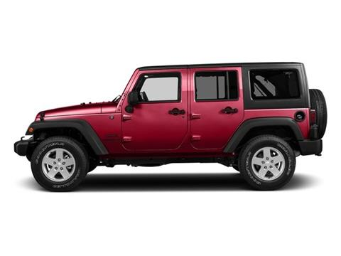 2017 Jeep Wrangler Unlimited for sale in Woodbury, NJ