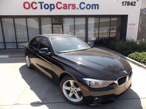 2014 BMW 3 Series for sale in Irvine, CA