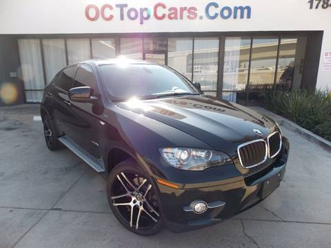 2012 BMW X6 for sale in Irvine, CA