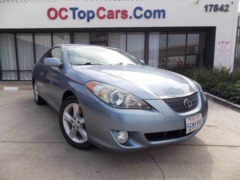 2004 Toyota Camry Solara for sale in Irvine, CA