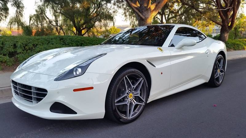 2015 Ferrari California T In Irvine Ca Oc Top Cars