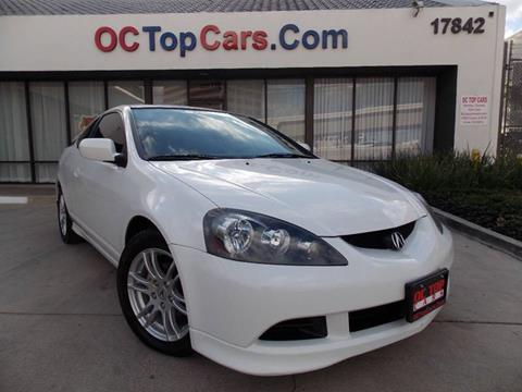 Acura RSX For Sale In California Carsforsalecom - Acura rsx type r for sale