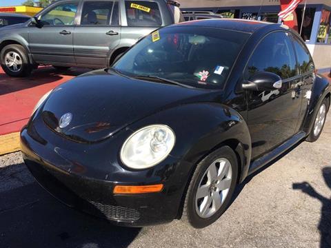 2007 Volkswagen New Beetle for sale in Jacksonville, FL