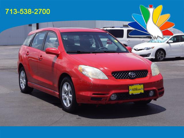 2004 Toyota Matrix for sale at Mac Haik Auto Direct in Houston TX