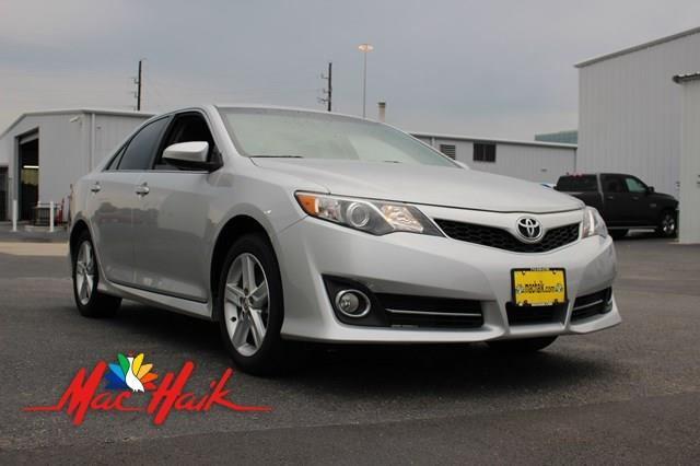 2014 Toyota Camry for sale at Mac Haik Auto Direct in Houston TX