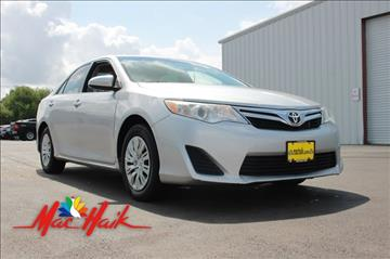 2012 Toyota Camry for sale at Mac Haik Auto Direct in Houston TX
