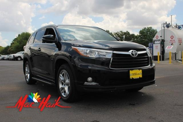 2014 Toyota Highlander for sale at Mac Haik Auto Direct in Houston TX