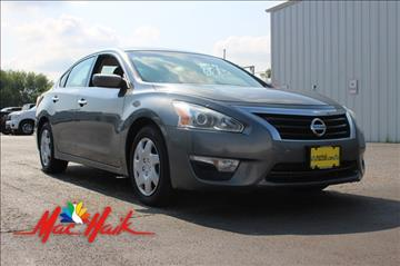 2014 Nissan Altima for sale at Mac Haik Auto Direct in Houston TX