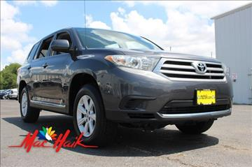 2011 Toyota Highlander for sale at Mac Haik Auto Direct in Houston TX