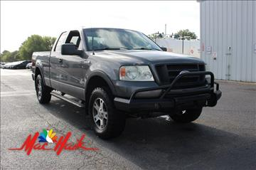 2004 Ford F-150 for sale at Mac Haik Auto Direct in Houston TX
